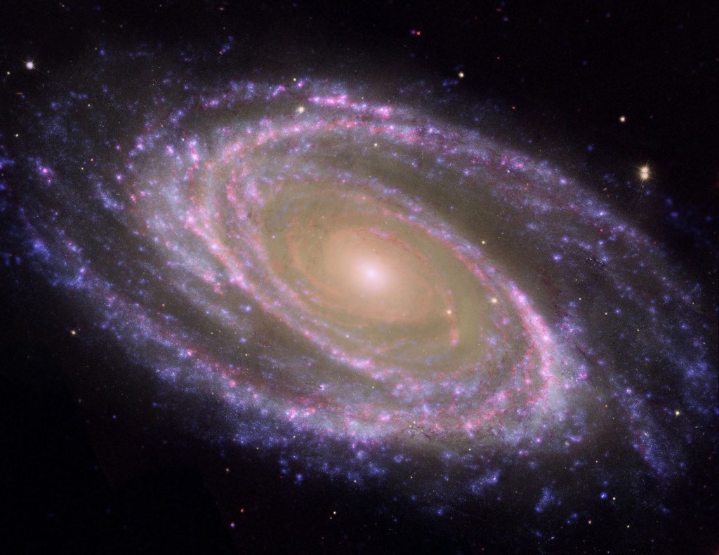 Messier 81 aka Bode's Galaxy